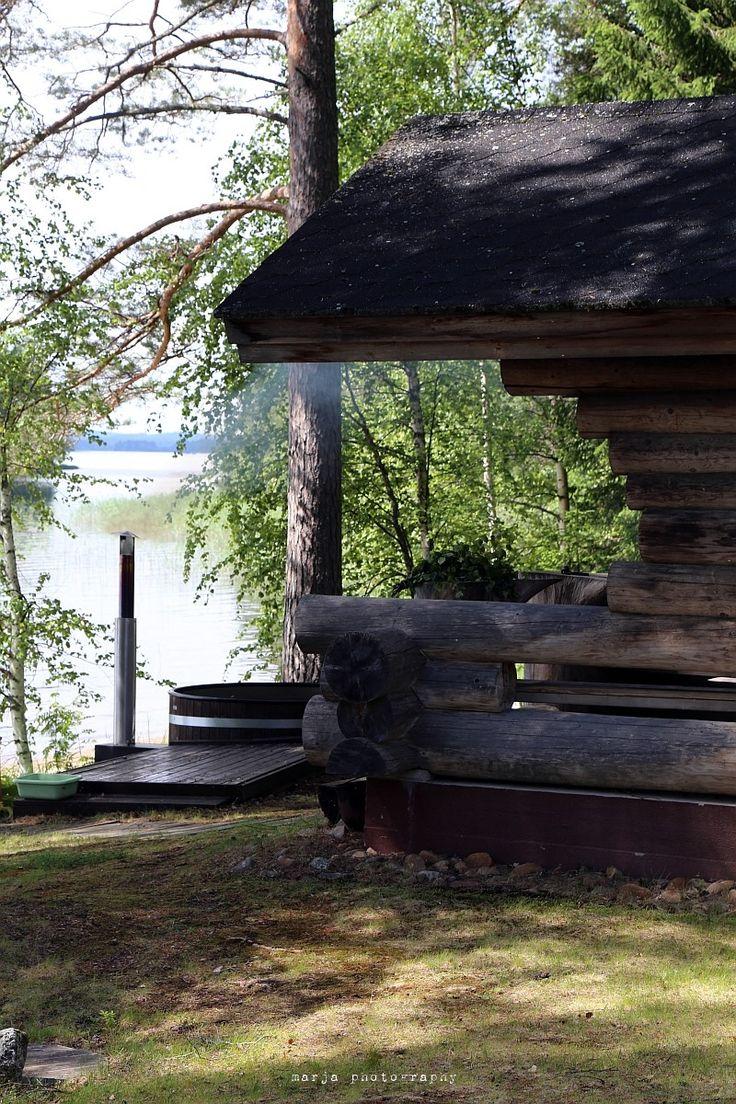 midsummer http://www.idealista.fi/vaaleanpunainenhirsitalo/