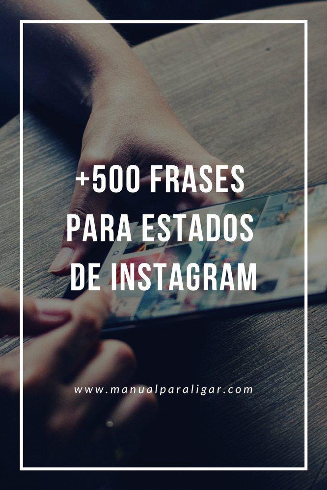 500 Frases Para Estados De Instagram Métodos Para Ligar
