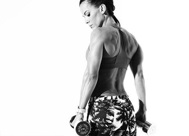 Vanessa Tib's Quickie Upper Body Workout