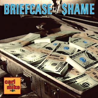 In Briefcase of Shame, Carl and Mike share their disdain about a new CBS-TV reality show called The Briefcase – a modern day Hunger Games pitting people who have fallen on hard times. #briefcase #cbstv #thebriefcase #realitytv