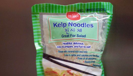 Sesame Kelp Noodles | Recipe