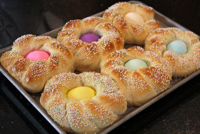 Catholic Cuisine: Italian Easter Bread