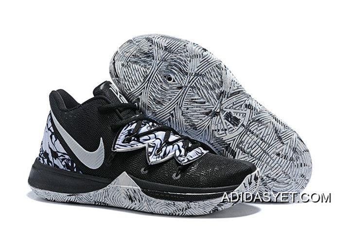 Nike Kyrie 5 Tattoo God's Eye Men's Basketball Shoes Irving