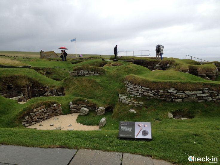 Skara Brae, Orkney, #scozia