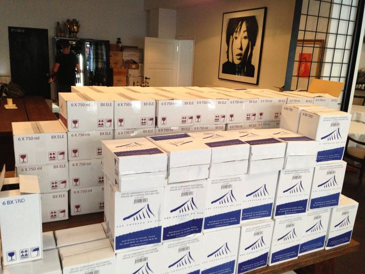 Welcome home Wine:-)
