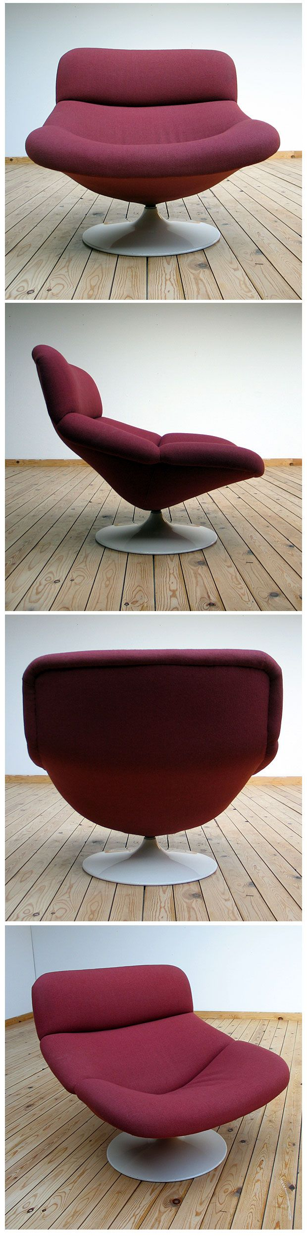 Space Age Furniture Space Age Lounge Chair Geoffrey Harcourt For Artifort Lounges