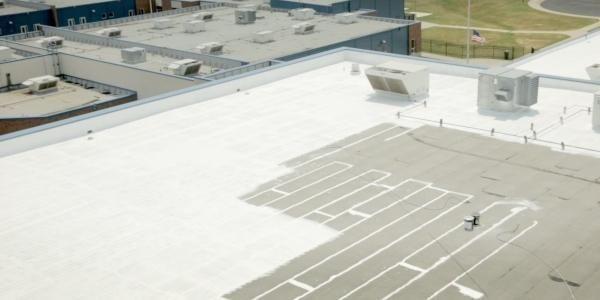 Best Elastomeric Roof Coating Best Image Decor Roof In 2020 Roof Waterproofing Metal Roof Coating Elastomeric Roof Coating