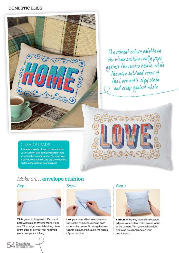Domestic Bliss Cushions 7/7