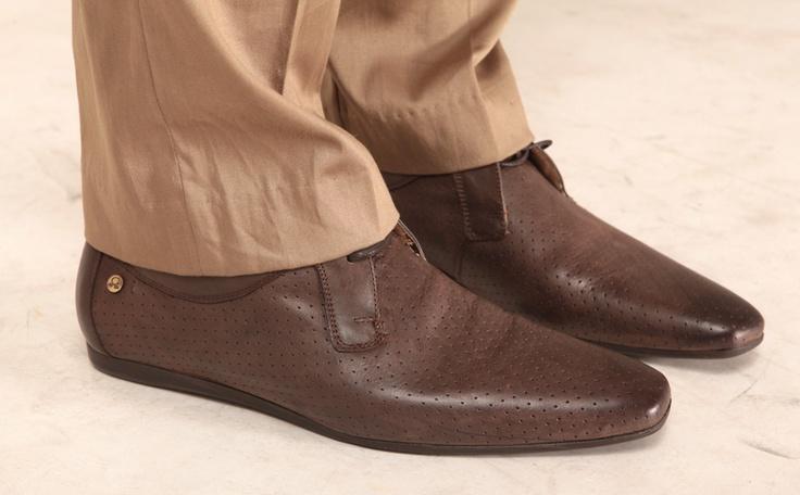 Zapatos para Caballero Disponibles en Negro y Café