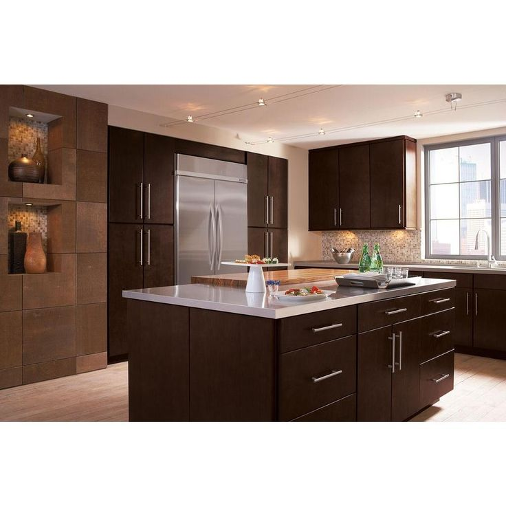 Great Examples For American Kitchen Lovers: 25+ Best Ideas About American Woodmark Cabinets On