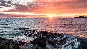 Finland Coastal Areas and Archipelago