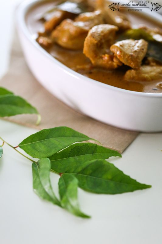 Curry Leaves South Indian Chicken Recipe