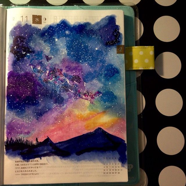 little-doodles18:  Sketch Daily - The Sky