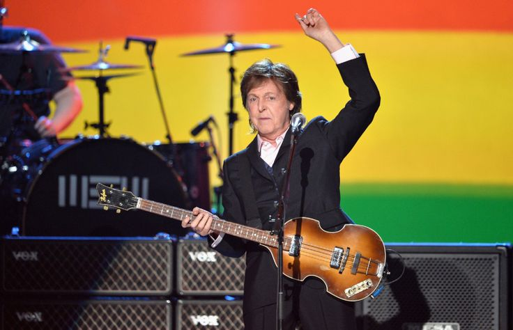 Paul McCartney Locks In Seventeen U.S. Tour Dates
