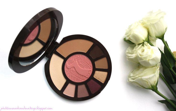 Pink Lemonade & Makeup: Tarte Rainforest After Dark Palette