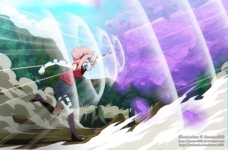 Commission - Sasuke Vs Sakura 6/12 by dannex009.deviantart.com on @DeviantArt