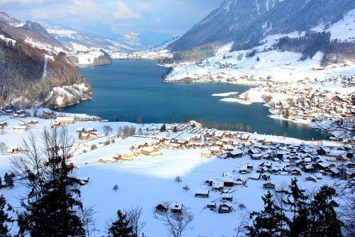 Switzerland  - Photos by Garnet Allwright