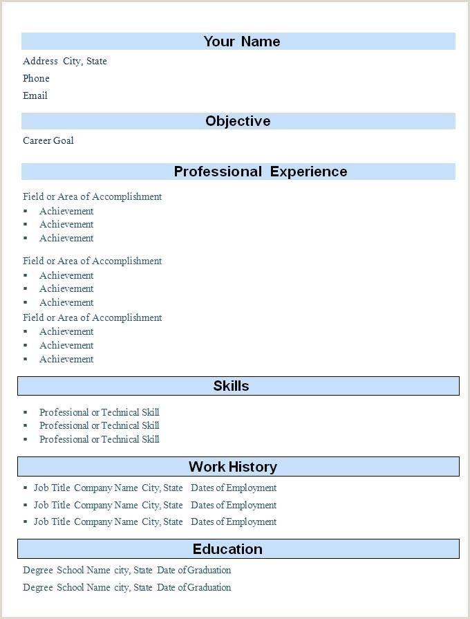 Resume Format For Call Center Job Fresher Pdf Resume Format For