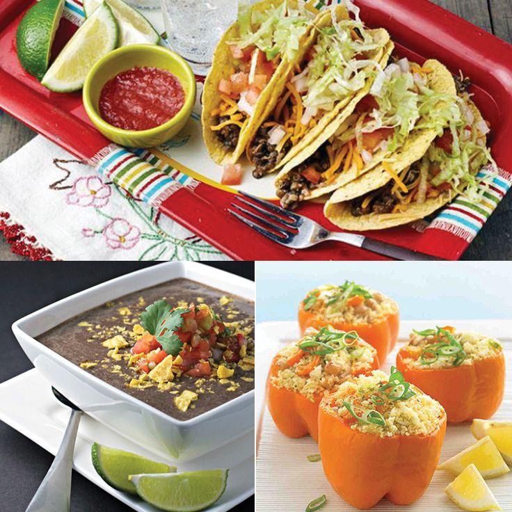 107 best healthy nutrition images on pinterest for Healthy crock pot recipes vegetarian