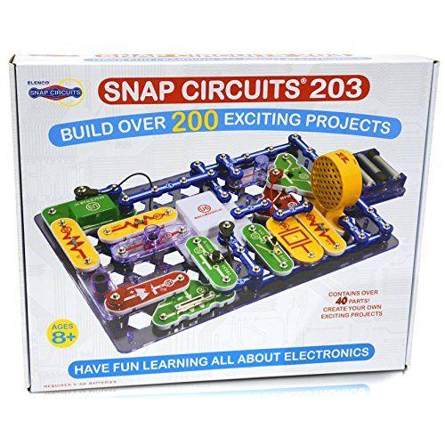 Snap Circuits 203 Electronics Discovery Kit Elenco https://www.amazon.com/dp/B00P871NOW/ref=cm_sw_r_pi_dp_x_DXHgyb2T6T2X1