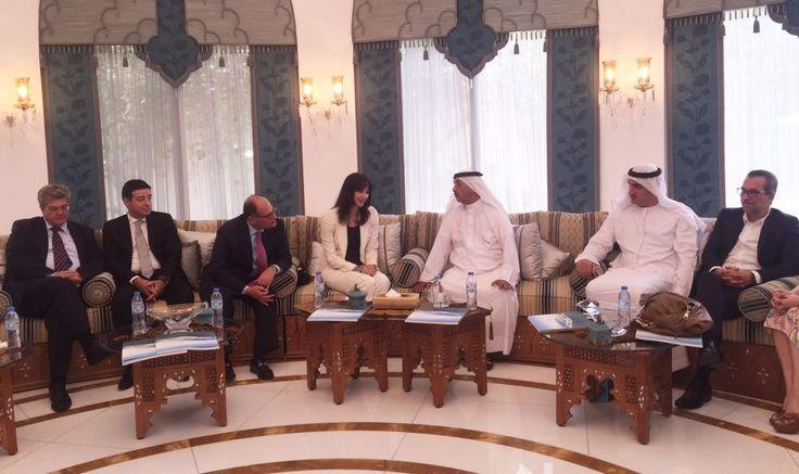 Greece Seeks UAE Tourism Investments, Applauds Schengen Visa Waiver for Emiratis