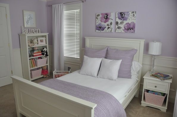 "Wall Color: Duration ""Enchant"" Paint from Sherwin Williams"