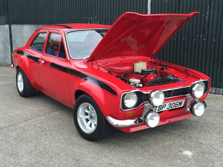 Looking for a 1974 ford escort mk 1 rs mexico rs2000? This one is on eBay.