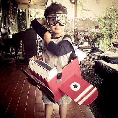 Δείτε στις φωτογραφίες τις απίθανες αποκριάτικες στολές που έφτιαξαν αυτοί οι γονείς για τα παιδιά τους και... αρχίστε να παίρνετε ιδέες!