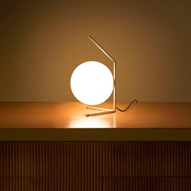 IC Table Lamp - Table Lamps - Lighting