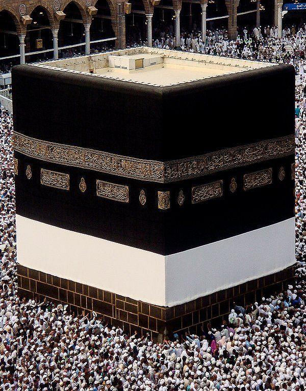 Kabah, Masjid Al Haram - Mecca, Saudi Arabia (by Kashmirikhan!, on Flickr)