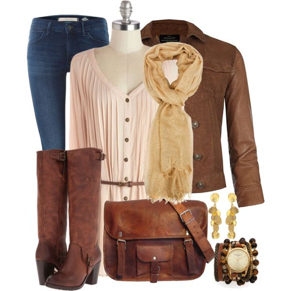 """Ariat Gold Coast Boots"" by luluchella on Polyvore"