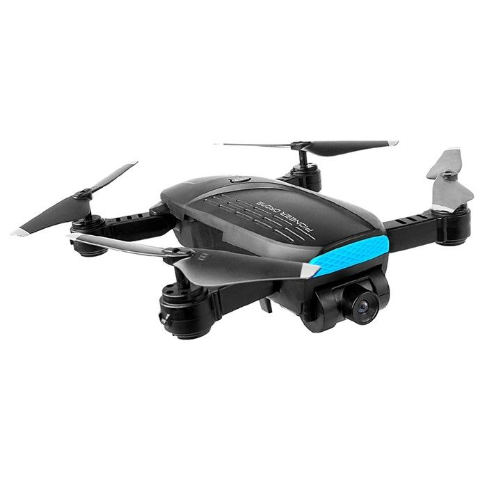 Pioneer Lh X41f Optical Flow Dual Lens Wifi Quadcopter Folding Positioning Drone Black 5s54929812 Optical Flow Quadcopter Drone