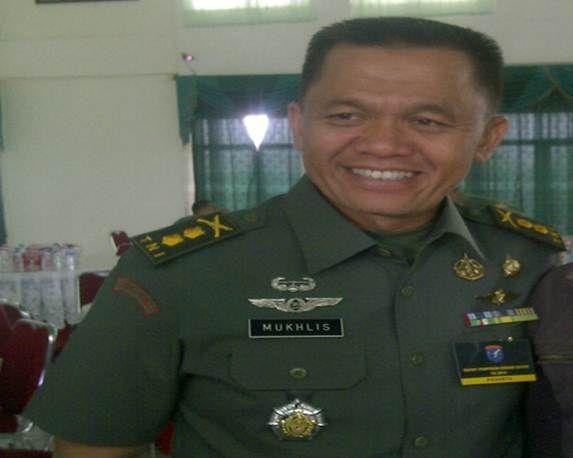 Let Kol Mukhlis Kapendam XII Tanjungpura./adri
