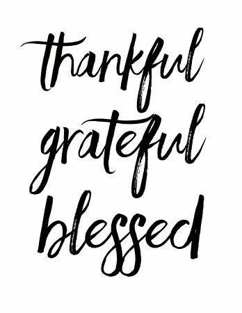It's #ThankfulThursday lovelies ❤