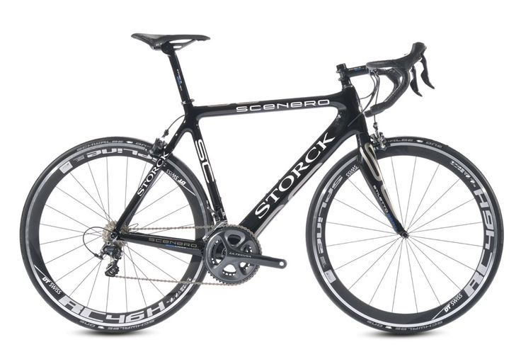The Storck Scenero G2 - Schwarz-Weiss #storck #storckbikes #storckworld #storckPH #bicycle #cycling #roadbike