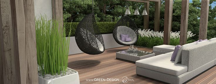 Gardenhouse / outdoor kitchen -project and 3dsMax visualizations by Green Design Landscape Architecture, Poland    www.green-design.com.pl