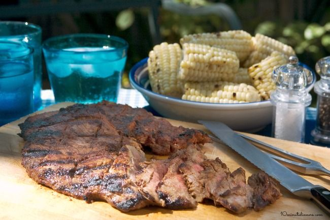 - makes the perfect Grilled Chipotle Skirt Steak, plus $100 Grilling ...