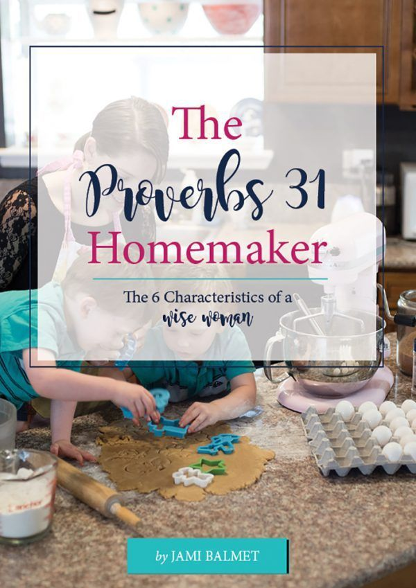 I have been waiting for this day for two months!! Today my brand new eBook,The Proverbs 31 Homemaker, releases and I am so excited to share it with you. I have been working, studying, praying, writing, and thinking about this for months and today I finally get to share it with you. (Plus scroll down... Read More