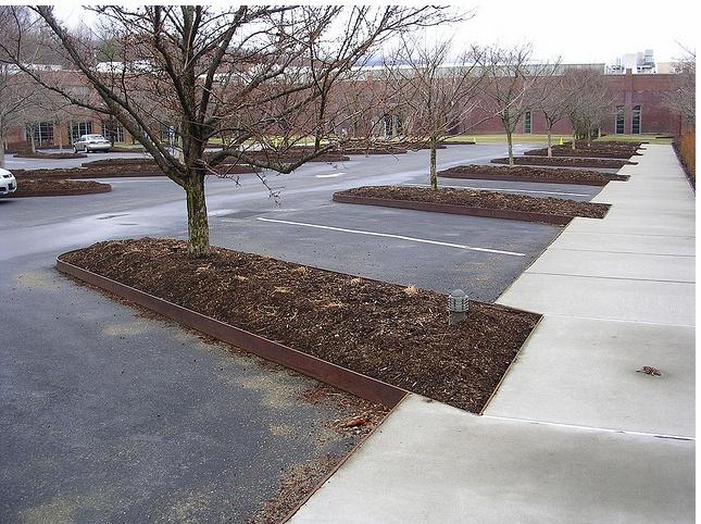 Dia Beacon Parking Lot Espace Public Amenagement Exterieur Sol Exterieur