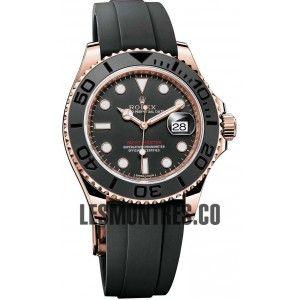 Rolex Yacht-Master 40mm 116655 Oysterflex Bracelet