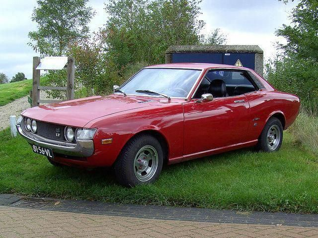 Toyota Classic Cars Names Toyotaclassiccars Toyota Celica