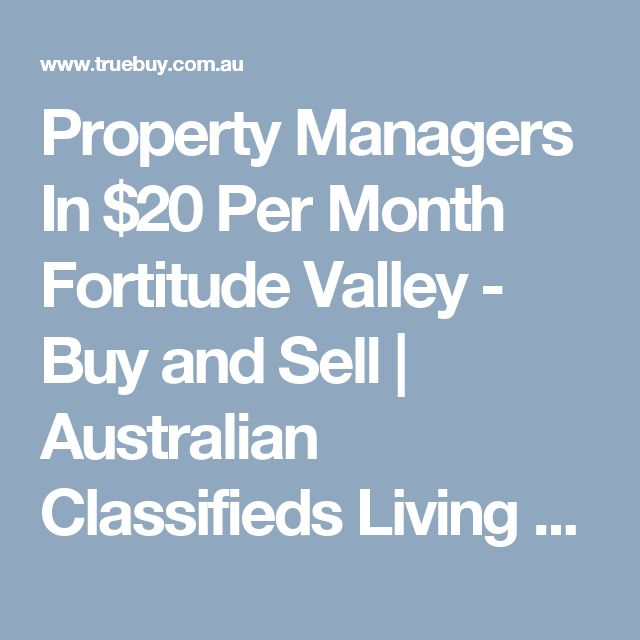 Property Managers In $20 Per Month Fortitude Valley - Buy and Sell | Australian Classifieds  Living Here Property Management Teneriffe.Teneriffe is a one of a kind pocket of real property featuring some of the superb water-front perspectives and lovely converted flats & townhomes- 2,725 to be unique. round four,700 humans call Teneriffe home.Contact us for more info.(07) 3267 1777.