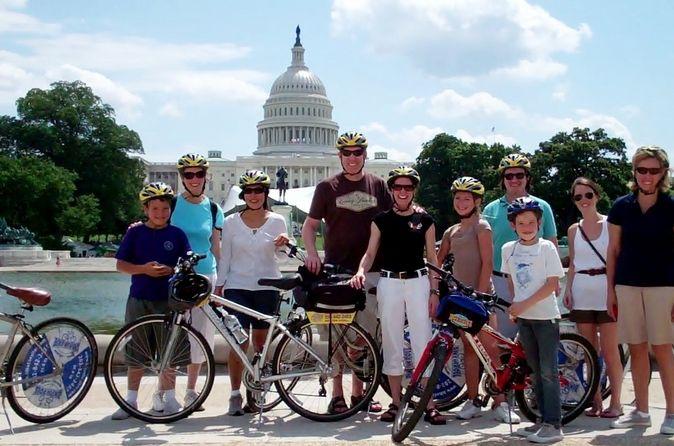Beoordelingen van Washington DC Capital Sites-fietstour - Viator