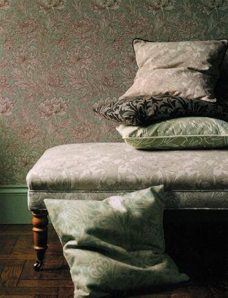 Chrysanthemum Toile, Morris Vol V Wallpapers, DMOWCH102, £51