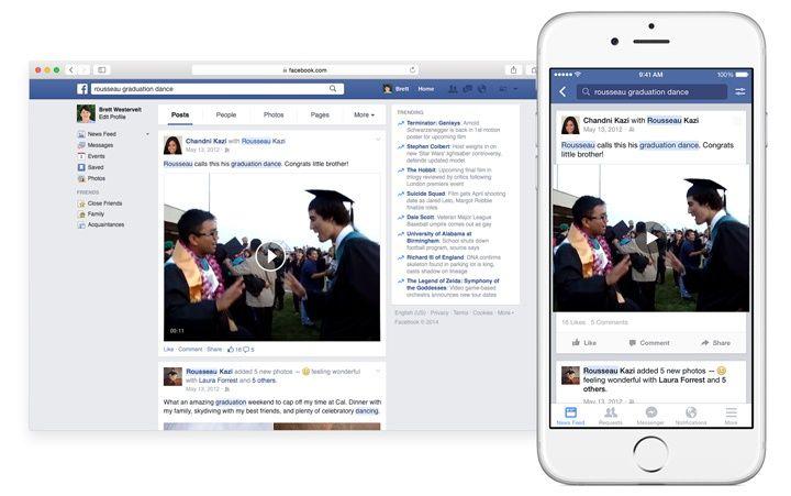 Dikkat: Facebook Aramaları Değişiyor