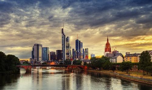 Frankfurt am Main, Germany, Europe  © Wolfgang Staudt