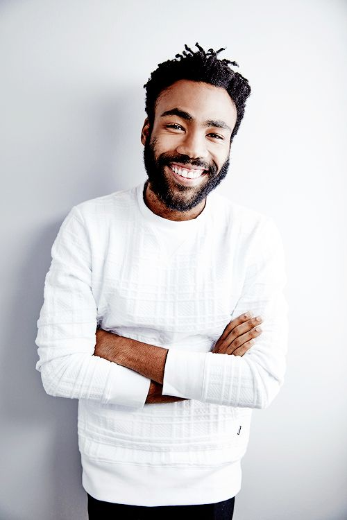 """delevingned: """" Donald Glover of 'The Martian' poses for a portrait during the 2015 Toronto Film Festival on September 11, 2015 in Toronto, Ontario. """""""