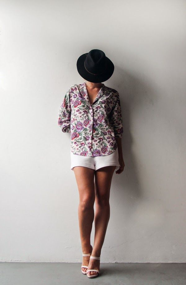 #prettyinpink #print #floral #outfit #ootd #style #mules