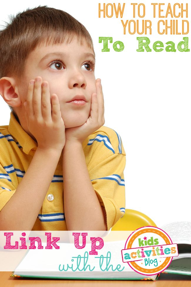 Learn To Read Activities ~ Add Yours - Kids Activities Blog
