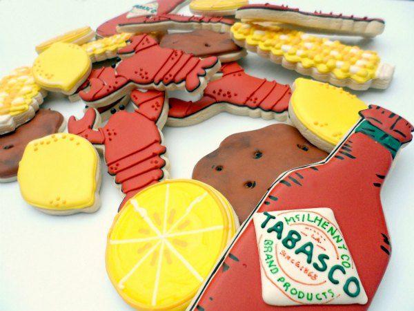 Crawfish Boil Cookies - Sugarbelle http://www.sweetsugarbelle.com/blog/2012/06/crawfish-boil-cookies-guest-post/?utm_source=feedburner_medium=email_campaign=Feed%3A+TheSweetAdventuresOfSugarbelle+%28The+Sweet+Adventures+of+Sugarbelle%29